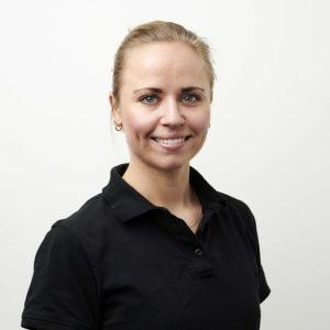 Susanne Helland, sygeplejerske